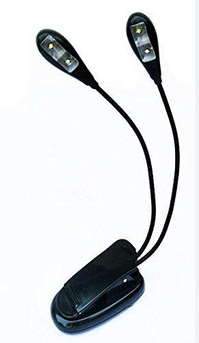 Lightahead Portable Flexible Adjustable Clip Battery