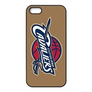 QQQO cleveland cavaliers logo Hot sale Phone Case for iPhone 5S