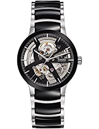 Centrix Steel and Ceramic Automatic Mens Watch R30178152