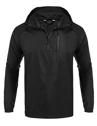 Coofandy Packable Waterproof Raincoat Rainsuit product image