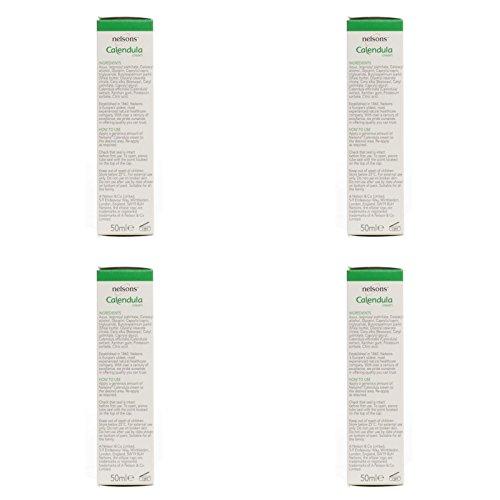 (4 PACK) - Nelsons Calendula Skin Salve Cream   50g   4 PACK - SUPER SAVER - SAVE MONEY