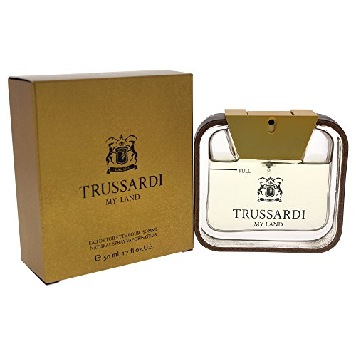 Land Ship (Trussardi My Land for Men, 1.7 Ounce)