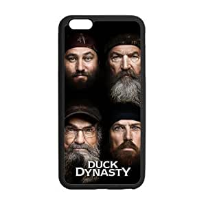 Diy Yourself Custom Duck Dynasty cell phone case cover Laser Technology for iphone 4 4s Designed YOMKLiuoFM5 by HnW Accessories