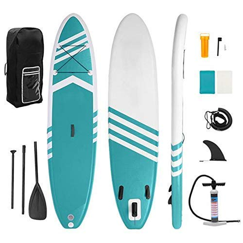 XIUYU 330 * 76 * 15Cm Inflatable Surfboard Stand Up Paddle Surfing Board Water Sport Board 10.5'X30 X6 I