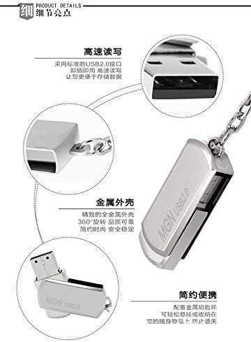 16GB USB Flash Drive 16GB Stain Steel Pendrive Waterproof High Speed Pen Drive 16GB USB Stick Flash Drive