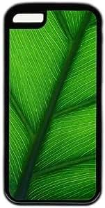 LJF phone case Leaf Design iphone 4/4s Case
