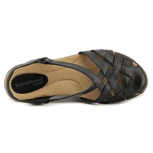 Origini Terrene Nellie Womens Sandalo 8.5 C / D Us Black