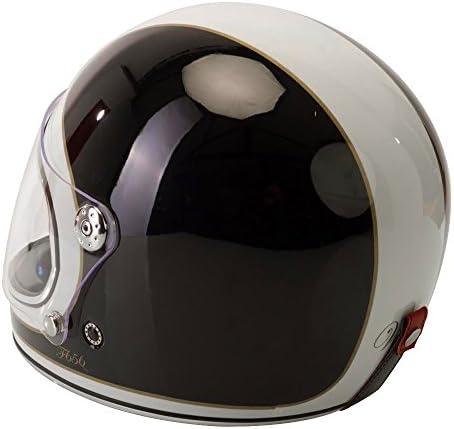 Bogotto V135 casco Bianco opaco