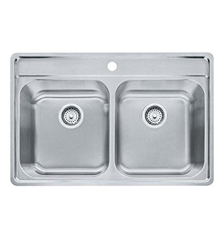 Franke EVDAG901-18 Evolution Stainless Steel Kitchen Sink Satin