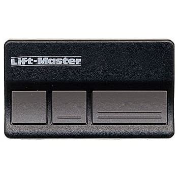 Liftmaster 83LM 2-Pack Billion Code 3-Button Remote Replaced by 893MAX 3-Button
