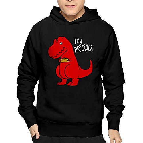 T-rex 450 Nitro - T-Rex Precious Taco Men Hoodies Lightweight Cute Hoodies