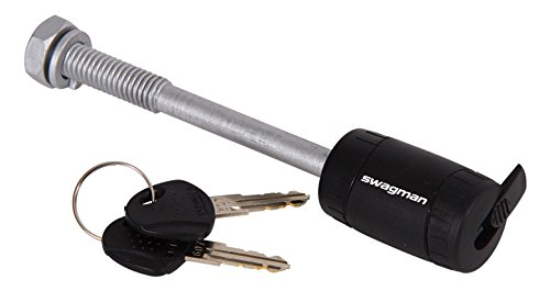 "Swagman Anti-Wobble 1/2"" Universal Threaded Hitch Pin"