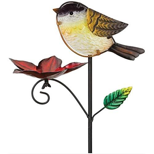 Regal Art & Gift 12314 Bird Feeder Goldfinch Garden Stake, ()