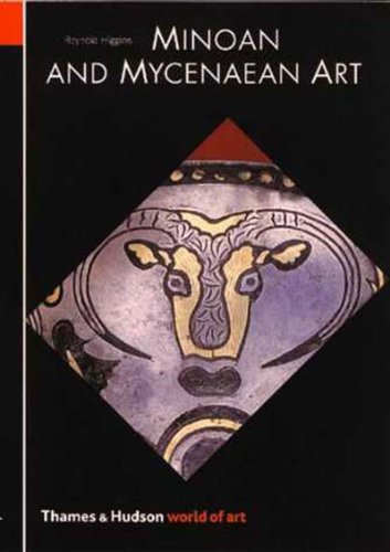 Minoan and Mycenaean Art (World of Art)