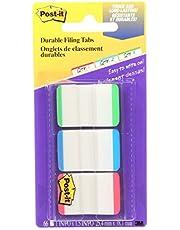 Post-it Tabs, Solid, 12 Tabs Per Color, 36 Tabs per Dispenser