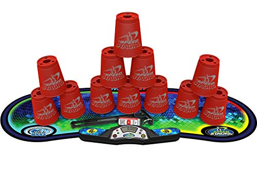 - Speed Stacks Competitor Sport Stacking Set, Red