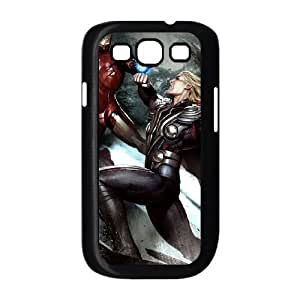 Iron Man Samsung Galaxy S3 9300 Cell Phone Case Black Cdth