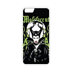 Maleficent Angelina New Design Customized Apple Iphone 6 4.7inches Hard Case Cover phone Cases Covers