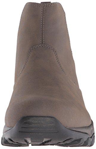 Columbia Men S Newton Ridge Plus Waterproof Slip On Shoes