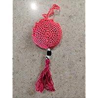 Llavero Crochet Salmón