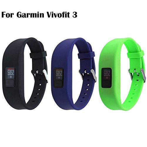 garmin-vivofit-3-buckle-bracelet-adjustable-wristband-and-wristwatch-style-silicone-replacement-secu