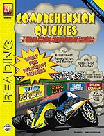 Comprehension Quickies (3-Minute Reading Comprehension Activities, Reading Level 4, Interest Level 4-12)