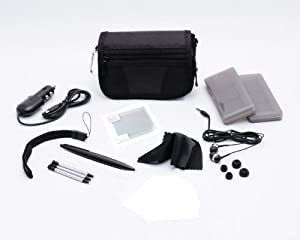 Starter Kit - Black for 3DS