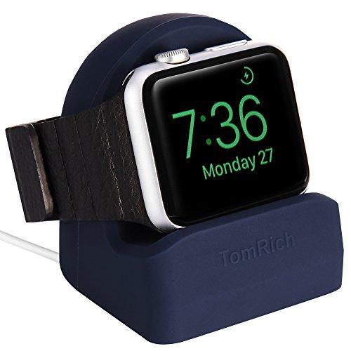 TomRich Apple Watch Stand Management Midnight