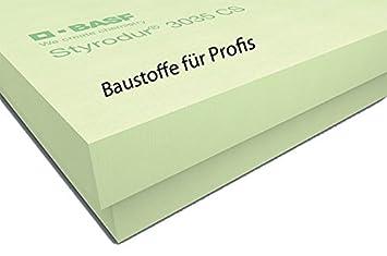 1 Pack Original Basf Styrodur 3035cs 50mm 6 00m Xps Wlg035 Amazon