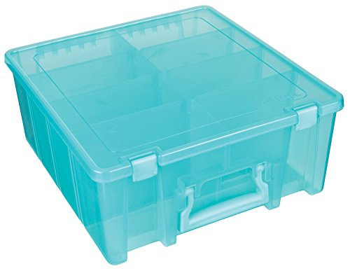 - ArtBin Stackable Compartment Box