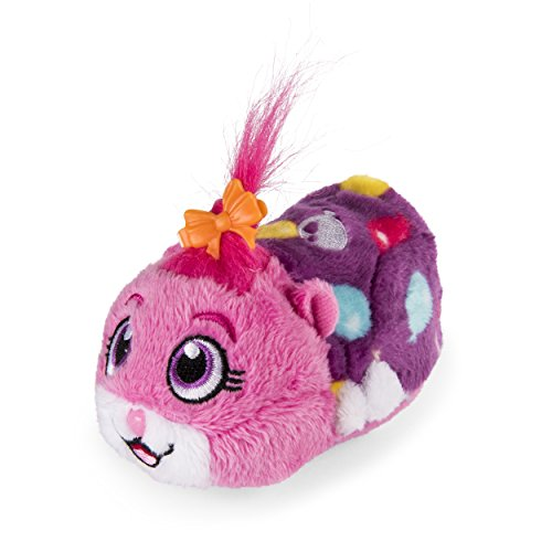 """Zhu Zhu Pets Birthday Party Jilly 4"""" Hamster Toy with Sound and Movement"""