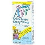 Magnus Ayr Saline Nasal Drops