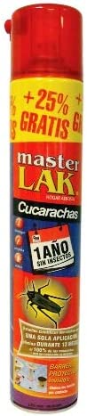 Insecticida Cucarachas Y Hormigas Masterlac 600ml