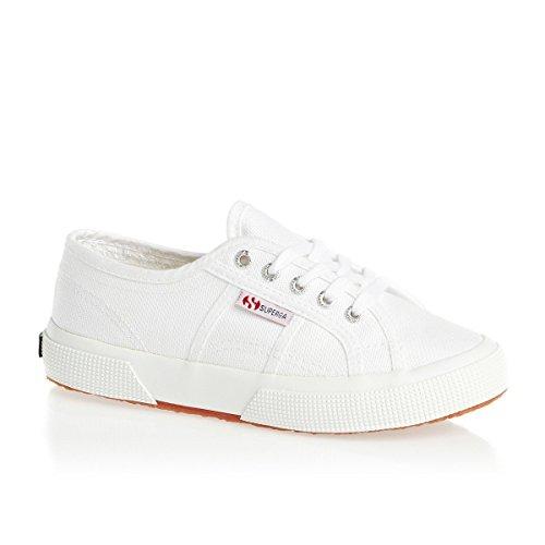 Superga 2750 Cotu Classic Junior Kids Trainers White - 13 UK ()