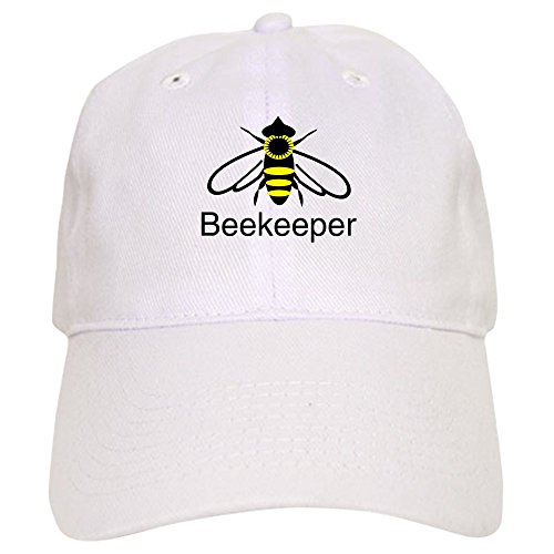 CafePress - Beekeeper 3 - Baseball Cap with Adjustable Closure, Unique Printed Baseball Hat