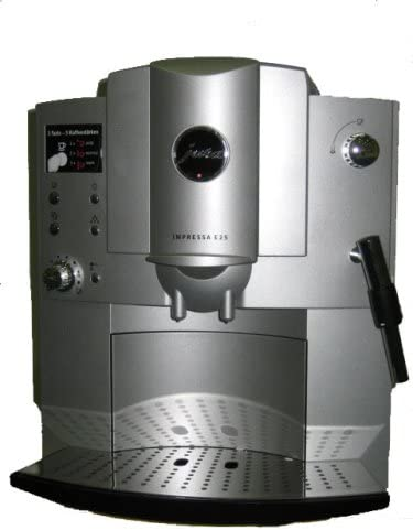 Jura Espresso Impressa S 25 – Cafetera automática platino: Amazon ...