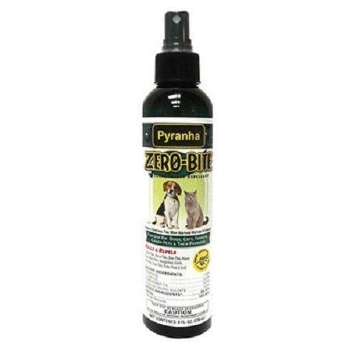 Pyranha Zero Bite - Pyranha Zero- Bite Natural Insect Repellent 8oz