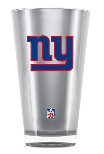 York Giants Glass New - NFL New York Giants 20oz Insulated Acrylic Tumbler