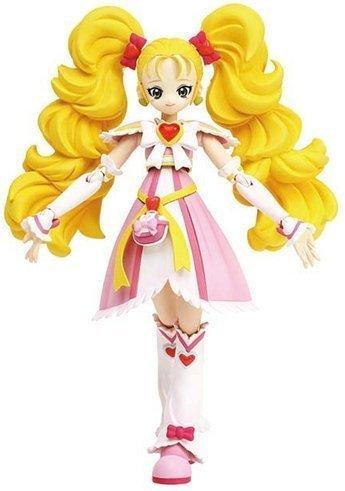 (S.H. Figuarts - Futari Precure Max Heart Shiny Luminus Exclusive by Pretty Cure)