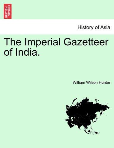The Imperial Gazetteer of India. Volume VIII. pdf epub