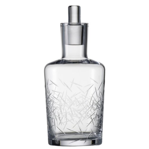 Zwiesel 1872 Charles Schumann Hommage Collection Glace Handmade Whiskey Carafe, (Schott Zwiesel Glass Decanter)