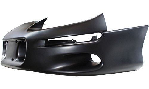 New Evan-Fischer EVA17872021586 Front BUMPER COVER Primed Direct Fit OE REPLACEMENT for 1998-2002 Chevrolet Camaro *Replaces Partslink GM1000547 (Bumper For Camaro compare prices)