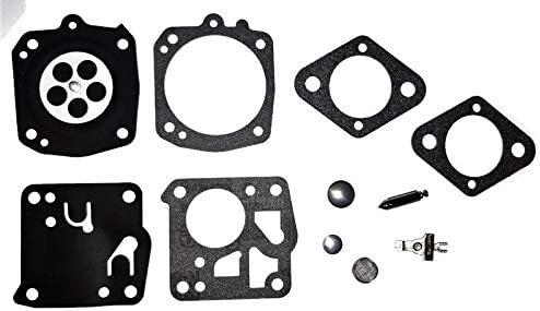 ProPart Carburetor Carb Repair Rebuild Kit Replaces for Stihl 041 045 051 056 076 TS50 TS510 TS760 Replaces Tillotson RK-21HS