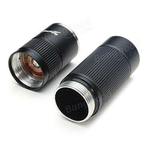 Bazaar ThorFire KL03 74 Lumen Mini Schl/üsselanh/änger LED Taschenlampe CR123A