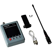 Mcbazel Surecom SF-103 Handheld 2mHz -2.8GHz Walkie Talkie 2-Way Radio Frequency Counter