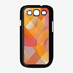 Abstract O Pattern Plastic Phone Case Back Cover Samsung Galaxy S3 I9300