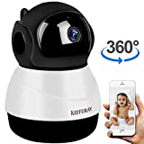 Baby Monitor with WiFi IP Camera FHD Indoor Wireless Camera Surveillance Security Camera with Motion Detection Night Vision 2-Way Audio Cloud