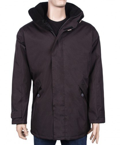 Parka Kariban K677 Chocolate XL