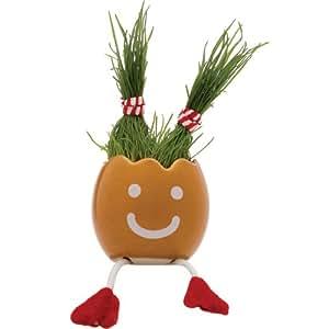 Nyokki Grass Pets (set of 2) - Gingerbread Man