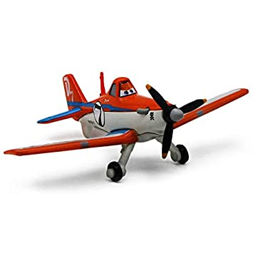 Qids Dusty Crophopper 7cm Metal Diecast Alloy Classic Toy Plane Model for Children Gift 1:55